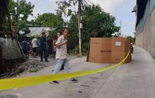 Rơi từ trên công ty nước ngọt Tân Hiệp Phát xuống đường, nam công nhân tử vong