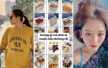 """Đăng ảnh đồ ăn kín Instagram, BB Trần khiến Hari Won phải thốt lên: """"Đừng up nữa, chị thèm lắm rồi!"""""""