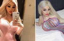 Chi hàng tỷ đồng để phẫu thuật từ đầu đến chân thành búp bê Barbie, cô gái trẻ tự nhận sẽ khiến đàn ông phát cuồng vì mình