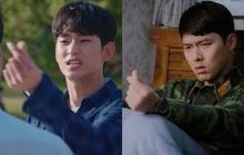 """Kim Soo Hyun ghen nổ đom đóm mắt ở Điên Thì Có Sao nhưng lý do lại giống với """"đại úy"""" Hyun Bin thế nhỉ?"""