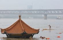 Trung Quốc: Có khả năng lũ lớn tại lưu vực hồ Bà Dương