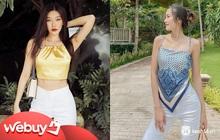 Hè đến là áo yếm lại hot quá trời quá đất và đây là những mẫu xinh xẻo nhất tại các shop mà chẳng nàng nào có thể làm ngơ