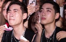 Ngay trong mini concert mừng sinh nhật, K-ICM bật khóc vì áp lực trước hàng loạt bình luận tiêu cực của anti -fan