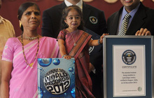 Cao 60cm và chỉ nặng hơn 5 lạng, cô gái từng sở hữu kỷ lục Guinness là 'người phụ nữ nhỏ nhất thế giới' bây giờ ra sao