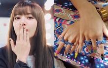 Loạt mẫu nail của Lisa quá xịn, dự là sẽ thành hot trend, các tiệm nail sắp copy rần rần