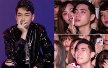 """K-ICM lên tiếng về khoảnh khắc nức nở tại concert: """"Khóc thì xấu nhưng là cảm xúc của mình, không ai dạy khóc đẹp cả"""""""