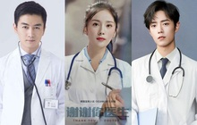 """5 phim y khoa đang được hóng mòn mỏi: Sốt ruột nhất là """"giờ khám"""" của """"nữ bác sĩ"""" Dương Mịch"""