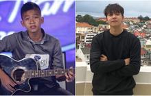 Màn lột xác ngoạn mục của Quang Quíu - cựu thí sinh Vietnam Idol 2013 được hội mê trai share ầm ầm