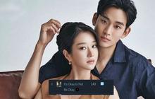 Rating khiêm tốn nhưng Điên Thì Có Sao lại là phim truyền hình Hàn đầu tiên lọt top 6 trending Netflix toàn thế giới