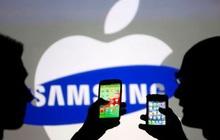 Apple phải bồi thường cho Samsung 950 triệu USD do vi phạm hợp đồng