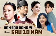 """Dàn sao """"Dong Yi"""" sau 10 năm: Nữ chính - phụ lận đận tình duyên, Kwang Soo hẹn hò """"Tiểu Song Hye Kyo"""", sao nhí lột xác đỉnh nhất"""
