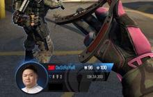 Để lộ cụm từ nhạy cảm khi ăn mừng, tuyển thủ CS:GO bị cộng đồng lên án dữ dội