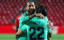 Chỉ cần đúng 1 trận thắng nữa, Real Madrid sẽ hạ bệ ngôi vương La Liga của Barcelona