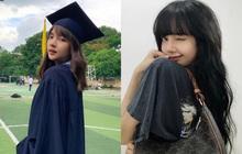 Nữ sinh được cho là hao hao Lisa (Blackpink) trong đêm Tri ân của trường Minh Khai, ảnh đời thường xinh xắn hết nấc