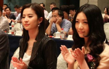 """Ảnh cũ khoe nhan sắc Lưu Diệc Phi áp đảo """"bản sao Kim Hee Sun"""" hot trở lại: Visual đỉnh cao ngút ngàn là đây!"""