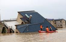 Mưa lũ nghiêm trọng tại Trung Quốc: 141 người thiệt mạng hoặc mất tích