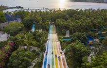 """""""Khuấy đảo"""" mùa hè với hàng chục trò chơi nước cực """"đã"""" tại công viên chủ đề hàng đầu Việt Nam"""