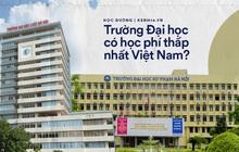Top những trường Đại học có học phí thấp nhất Việt Nam, chưa đến 10 triệu/năm