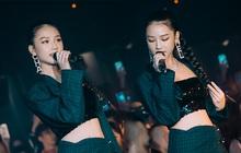 AMEE lột xác diện outfit gợi cảm, hát live hit mới đầy tự tin trong lần hiếm hoi diễn tại quán bar