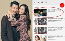 """Công ty của Son Ye Jin đăng clip liên quan đến Hyun Bin rồi xoá vội, """"giấu đầu hở đuôi"""" hay gì?"""