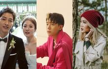 """Châu Đăng Khoa mời cả 1 dàn cameo toàn """"cây hài"""" Vbiz, nhưng không ai ngờ MV còn xuất hiện cả Orange, Song Joong Ki lẫn Song Hye Kyo?"""