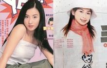 Cùng đụng độ trên 1 tạp chí cũ, hoá ra Angela Baby hoàn toàn bị lu mờ bởi nhan sắc và thần thái của Trương Bá Chi