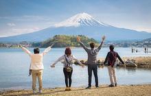 """Nhật Bản khởi động chương trình """"Go to Travel"""": Tài trợ 50% chi phí ăn, ở, đi lại cho người dân để kích cầu du lịch"""