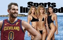 """Cô bạn gái """"vạn người mê"""" của sao bóng rổ NBA khiến dân mạng trầm trồ bằng loạt ảnh cực kỳ nóng bỏng"""