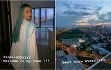 Quỳnh Anh Shyn khoe căn rooftop mới mua ở tuổi 24: Rộng ơi là rộng và view cực đỉnh