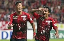 """""""Messi Thái"""" gây sốt với màn nhảy múa, xử lý bóng góc hẹp cực đỉnh ở giải đấu số 1 Nhật Bản"""
