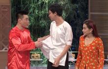"""Lê Dương Bảo Lâm """"rượt"""" Hải Triều vài vòng quanh sân khấu dù chưa vào gameshow!"""