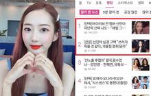 Nữ idol bị bắt nạt đến mức nhảy sông Hàn hé lộ: Thành viên tự quay clip sex, ép xem để tra tấn tinh thần