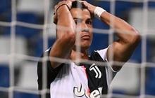 Juve bị cầm hòa khó tin 3-3 trong ngày Ronaldo sút cả chục lần nhưng chẳng ghi nổi 1 bàn