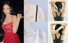 Muốn có đôi vai gầy như Jennie BLACKPINK, thử ngay 6 bài tập giúp các nàng trị được cả lưng gù, vai to
