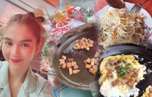"""Tiết lộ thêm món ăn yêu thích, """"cô bé ăn hàng"""" Ngọc Trinh không quên khẳng định """"ngoài mê tiền còn cực kỳ mê ăn"""""""