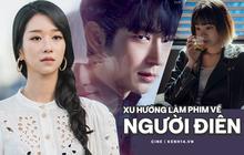 """Sau trào lưu ung thư, truyền hình Hàn bắt trend làm phim đề tài """"tâm thần"""" từ Tầng Lớp Itaewon đến Điên Thì Có Sao"""