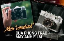 """Phong trào máy ảnh film giữa kỷ nguyên 4.0: Màn """"comeback"""" của những giá trị ngược dòng thời đại"""