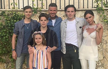 Cậu ấm nhà David Beckham đoàn tụ với gia đình sau 3 tháng cách li cùng bạn gái, nhưng lại bất ngờ bị chỉ trích thậm tệ