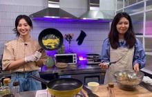 """Trổ tài làm """"trứng rán cần mỡ"""", Yuri & Sooyoung (SNSD) khiến fan không nhịn được cười khi xem thành quả"""