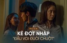 """Kẻ Đột Nhập: """"Mợ ngố"""" Song Ji Hyo lên gân tâm lý cực căng nhưng kết phim """"đuôi chuột"""" gây hẫng"""