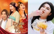 """Huỳnh Lập xếp hàng mua bánh tráng kiểu gì mà """"bay màu"""" luôn MV parody """"Duyên Mình Lỡ"""" đình đám 2 năm trước thế này?"""