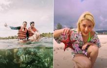 Từ vụ Quang Vinh bị chỉ trích vì ngồi lên rạn san hô quay clip: Đi biển, tuyệt đối không nên có những hành động này!