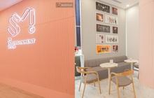 Ngoài store bán goods và cafe, SMTOWN Việt Nam còn có phòng audition dành cho thực tập sinh và AR Room trông cũng xịn xò phết!