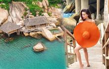 Một vùng biển Việt Nam đang được Bảo Thy, Hà Hồ, Tóc Tiên và loạt người nổi tiếng check-in: Đích thị là điểm đến hot nhất 2020 rồi!