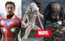 """Marvel """"hốt đậm"""" bản quyền thương hiệu Alien và """"Quái Vật Ăn Thịt"""" lớn nhất mọi thời đại, netizen kêu gào đòi trả lại cho DC"""