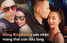 HOT: Hằng BingBoong bất ngờ khoe ảnh siêu âm, xác nhận mang thai con đầu lòng cho bạn trai người Pháp gốc Việt