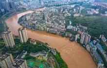 Lũ lụt ở Trung Quốc ngày càng đáng sợ: Hơn 12 triệu người dân phải điêu đứng, thiệt hại lên đến hơn 80 nghìn tỷ đồng