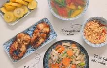 """Mẹ đảm Hà Nội giải bài toán khó """"hôm nay ăn món gì"""" bằng 30 mâm cơm tuyệt ngon, không trùng món khiến chồng phải khen nức nở!"""