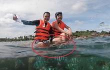 Quang Vinh và Phạm Quỳnh Anh bị chỉ trích vì hành động phá hoại tài nguyên biển, người trong cuộc phản ứng thế nào?