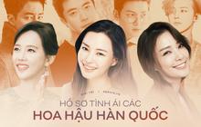 """Người tình quyền lực của dàn Hoa hậu Hàn: Sao ngực khủng """"hốt"""" cả Ji Chang Wook - G-Dragon, mỹ nhân """"Gia đình là số 1"""" quá thảm"""